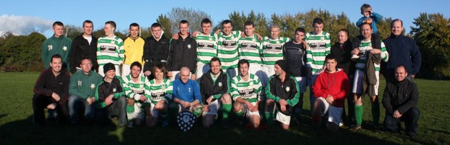 Allenwood Celtic FC - Senior Team