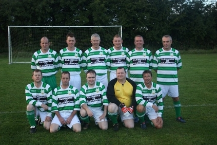 Allenwood Celtic FC Away Club Colours